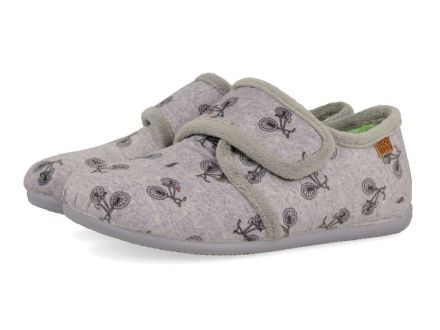 Gioseppo BICYCLE Indoors Shoes/Slippers (Grey)